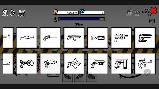 Tang Tang Man : Gun Upgrade screenshots 2