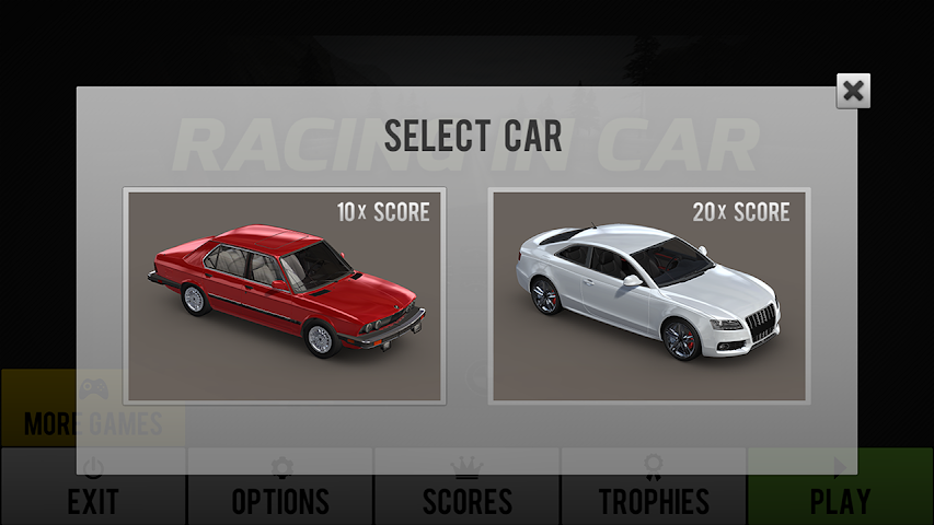 android Racing in Car Screenshot 4