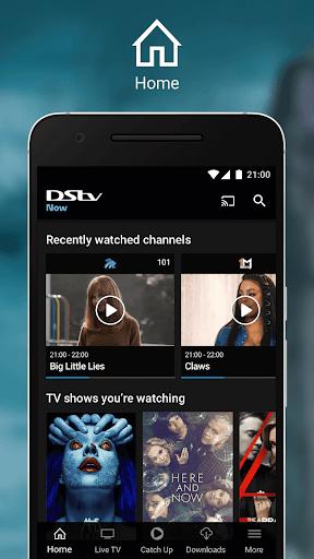 DStv Now 2.2.6 screenshots 1
