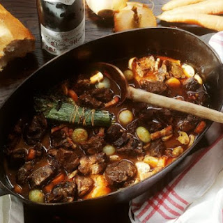 Classic Beef and Wine Stew