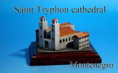 Saint Tryphon cathedral ‐Montenegro‐
