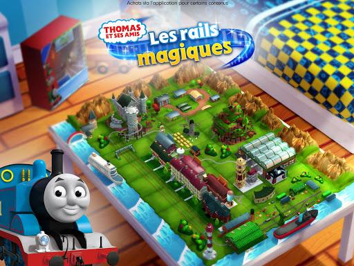 Thomas et ses amis : Les Rails magiques  APK MOD (Astuce) screenshots 6