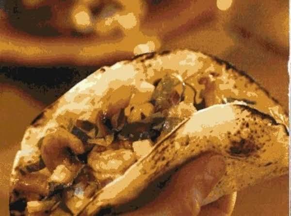 Baja Shrimp Tacos W Pineapple-mint Salsa