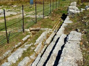 Photo: Byllis, Stadion 3rd century BC