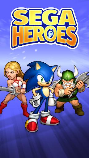 SEGA Heroes  screenshots 1