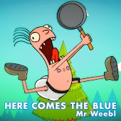 Here Comes the Blue