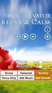 Relaxation Meditation App screenshot 3
