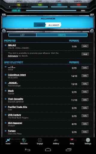 Project Galaxia screenshot 7