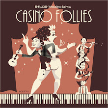 "Photo: CD design for ""Casino Follies""."