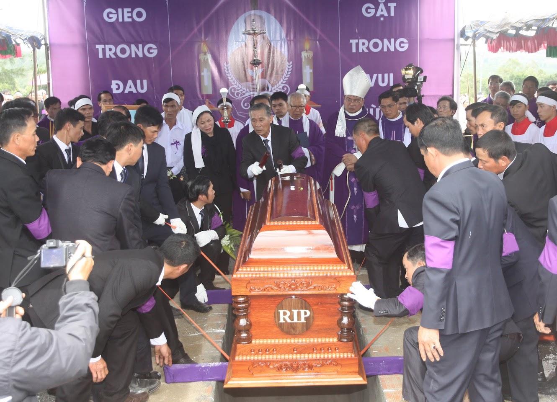 Thánh lễ an táng Cha Đaminh Vũ Đức Hậu - Giáo phận Ban Mê Thuột - Ảnh minh hoạ 15