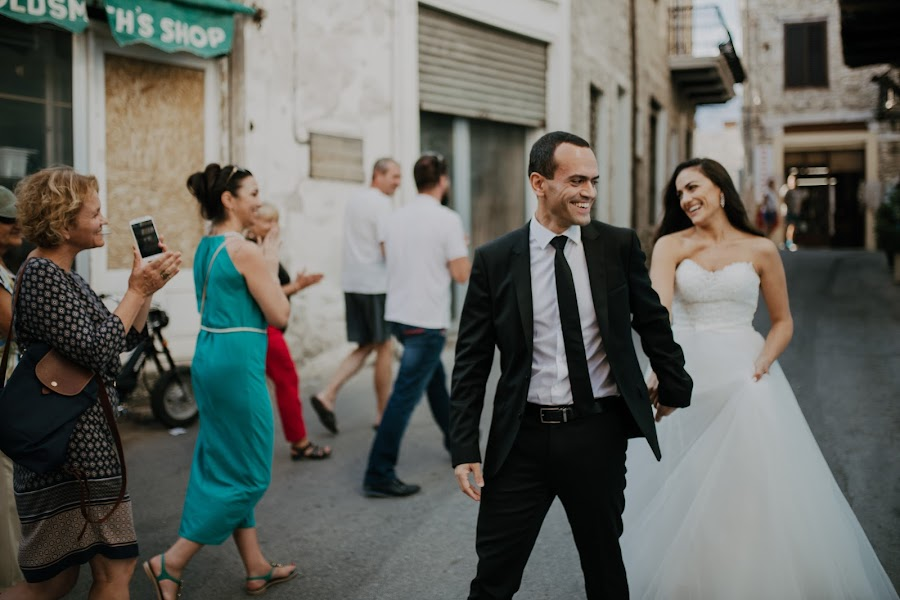 Bröllopsfotograf Constantinos Achilleos (achilleos). Foto av 26.10.2018