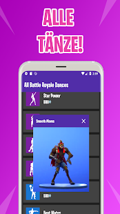 Viewer Dance: Alle Battle Royale Tänze und Emotes Screenshot