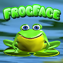 Frog Face AR Free - Chew Wally icon