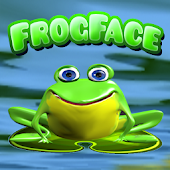 Frog Face AR Free - Chew Wally