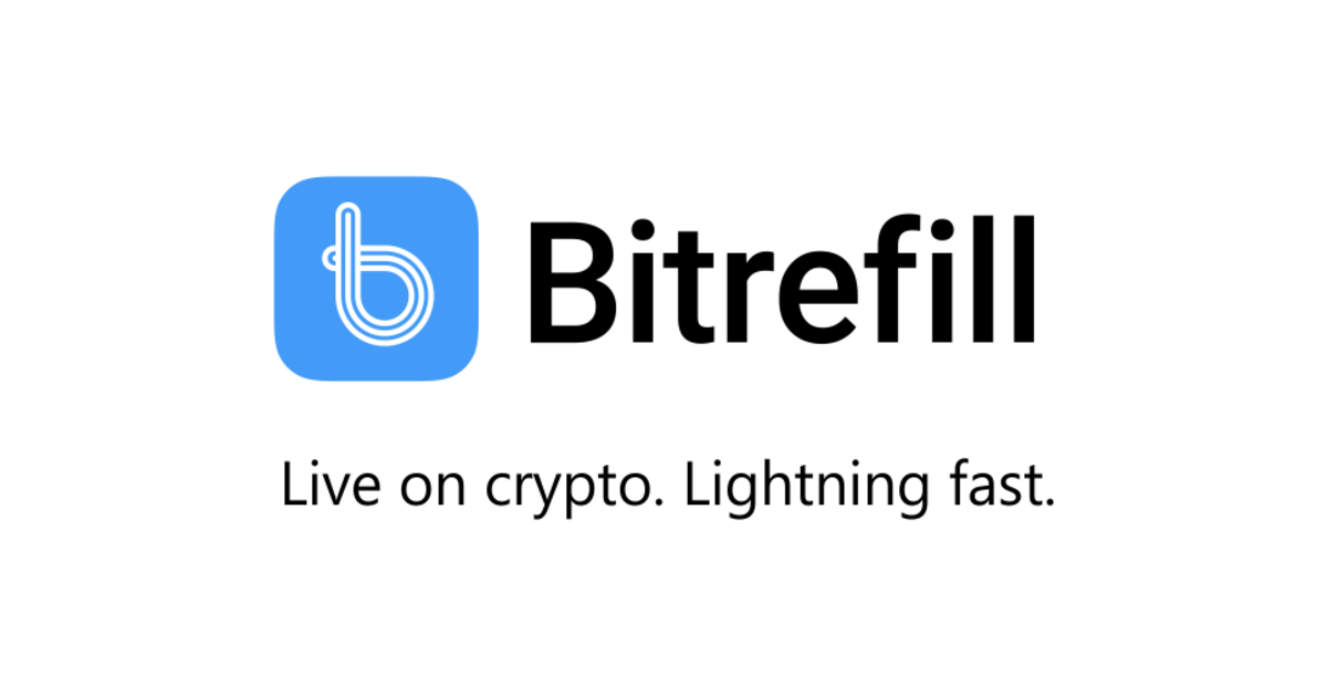 Bitrefill – Buying And Selling Gift Cards For Crypto