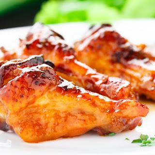 Honey Old Bay Wings Recipe
