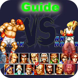 Guide for Fatal fury SPECIAL for PC