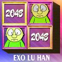 EXO LU HAN - 2048 GAMES icon