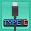 USB type C Simulator icon