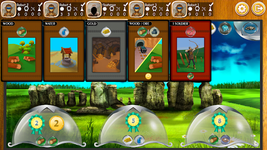 Mystic Miracles - Board Game- screenshot thumbnail
