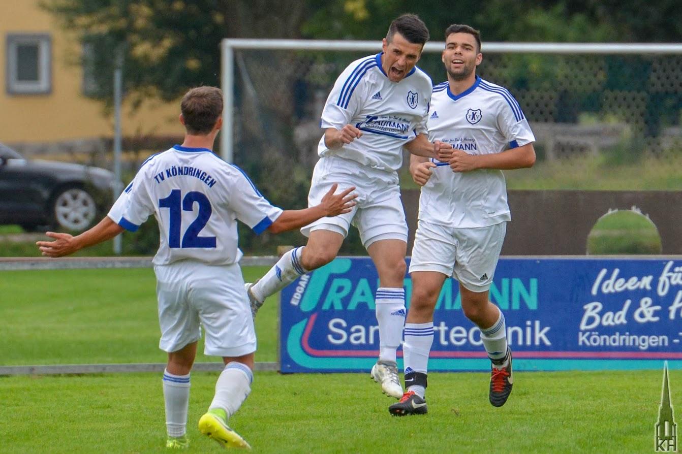 TVK I – FC Rimsingen 2:1 (1:0)