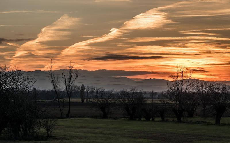 Sunset in Parma di simone_fagnani