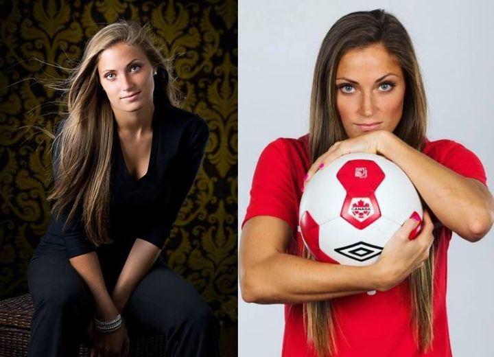 Shelina Zadorsky (Soccer Player)