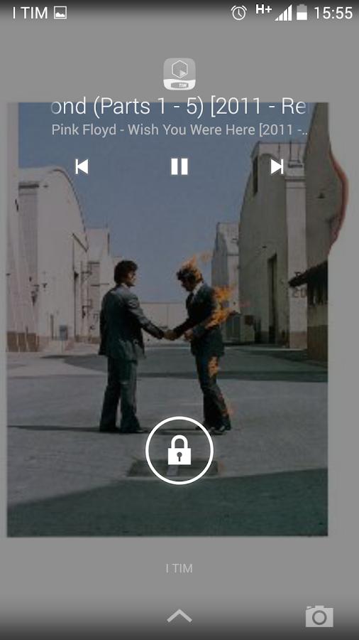 TIMmusic - screenshot
