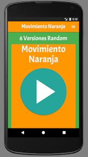 Movimiento Naranja - Botonera Con 6 Sonidos Random - náhled