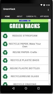 Green Hacks - náhled