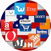 USA Shopping Explorer Icon