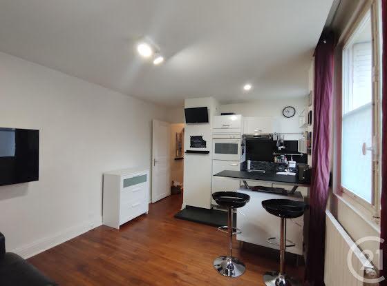Vente studio 22,81 m2