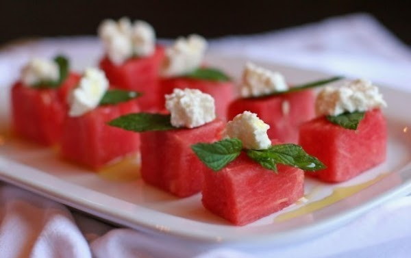 Watermelon Stackers Recipe