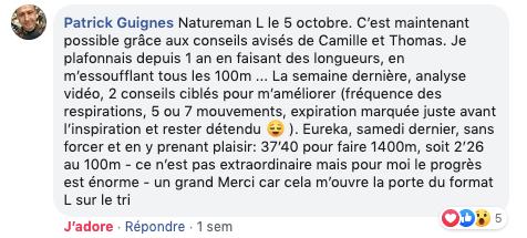 Patrick Nageurs 2.0
