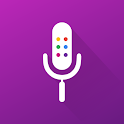 Voice search - Fast search engine, voice assistant icon