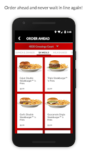 Steak 'n Shake- screenshot thumbnail