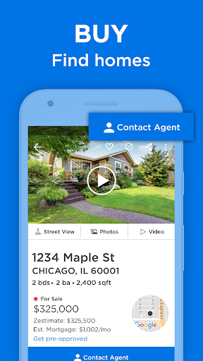 Zillow: Find Houses for Sale & Apartments for Rent screenshots 1