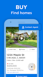 Zillow: Find Houses for Sale & Apartments for Rent 10.1.1.8210