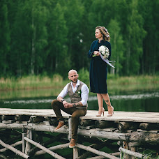 Wedding photographer Olga Medvedeva (olgamedvedeva). Photo of 08.07.2018