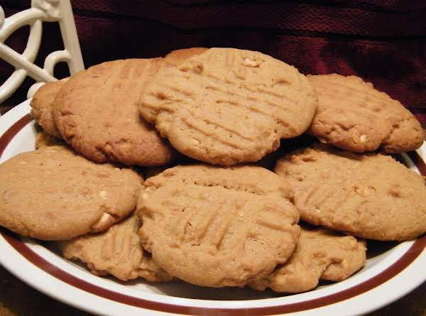 Ol' Fashioned Peanut Butter Cookies Recipe