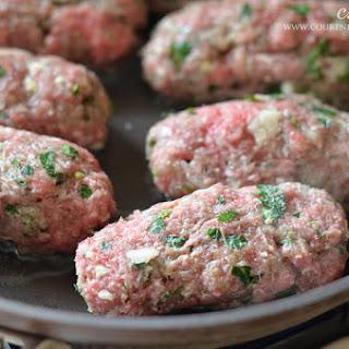 Israeli Beef Kabobs