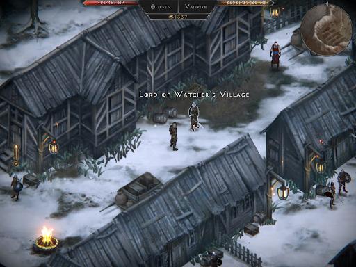 Vampire's Fall: Origins RPG 1.7.146 screenshots 20