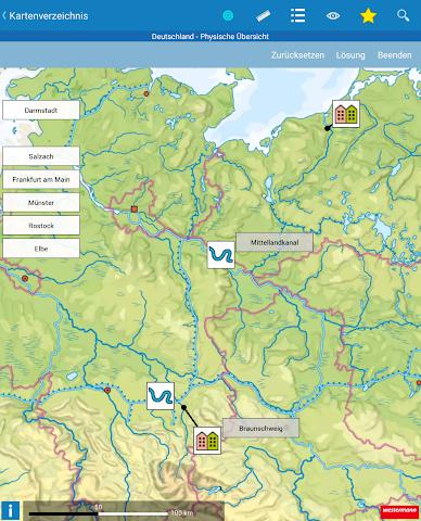 android Diercke Weltatlas digital Screenshot 4