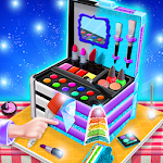 Princess Cosmetics Box Cake Maker! Cooking Game Icon