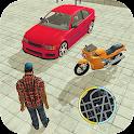 Grand Crime Auto Gangster Miami City icon