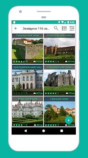 Castles of Ukraine - náhled