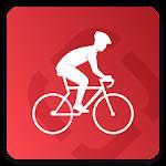 Runtastic Road Bike Cycling GPS Tracker Icon
