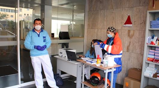 Más de 820 contagios y 8 fallecidos: Almería vuelve a batir su  propio récord