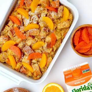 French Toast Bake Orange Juice Recipes