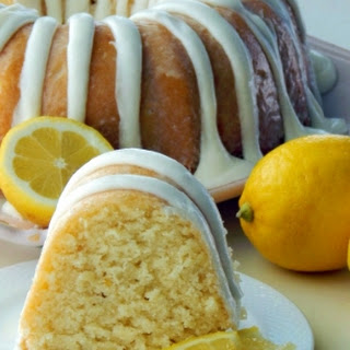 Italian Lemon Pound Cake Recipe